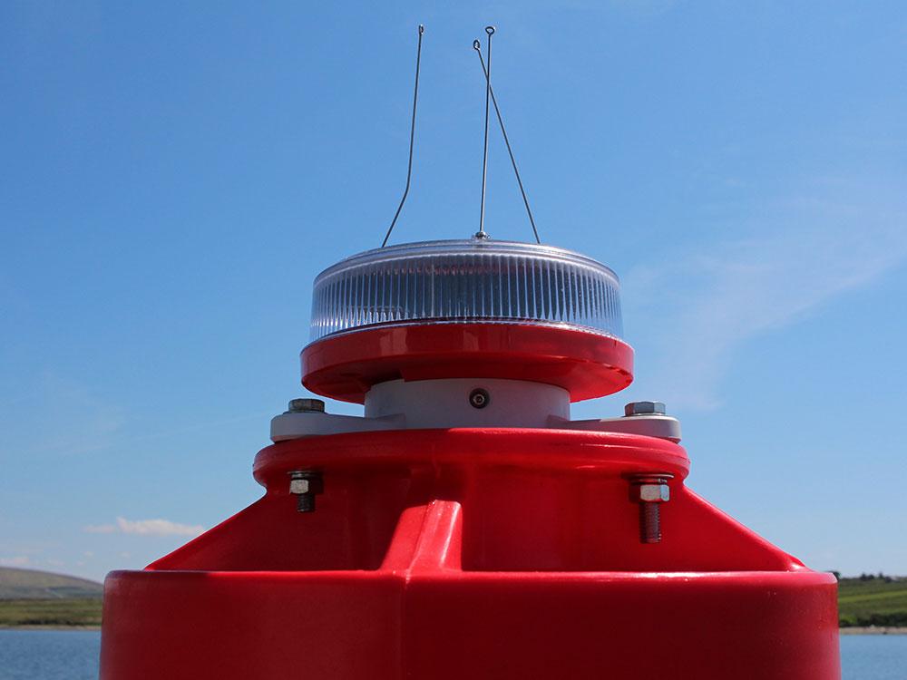 1-3 NM Solar Marine Lantern M660