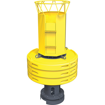 JFC Marine Met Weather Monitoring Buoy SG3000-DB