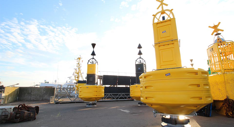 JFC Marine Seagull Navigation Buoys SG3000