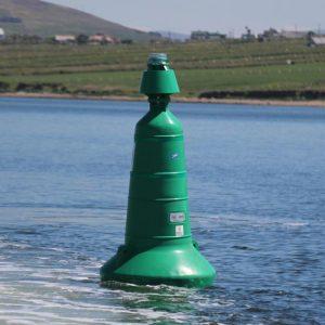JFC Marine NAV02 Green in use