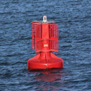 Red JFC Marine NAV04 Navigation Buoy