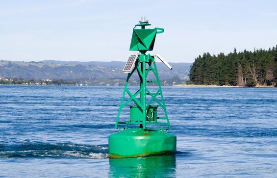 JFC Marine Steel Navigation Buoy