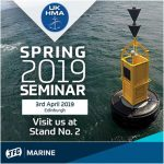 UK HMA 2019 seminar date and stand number