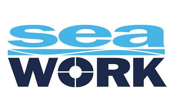 Sea Work international expo Europe logo