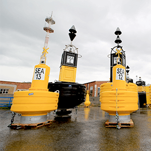JFC Marine Navigation Buoys