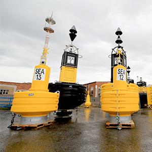 JFC Marine Navigation Buoys